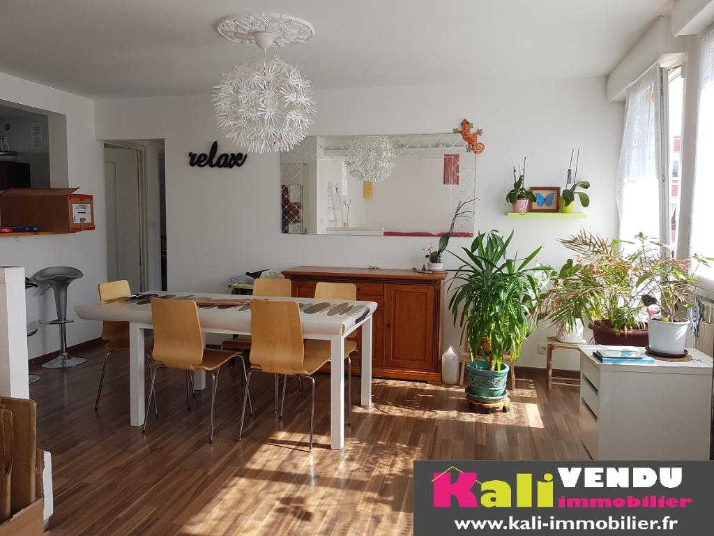 Appartement Brest 4 pièces 66.64 m2 Saint LUC