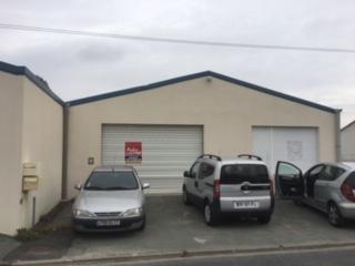 Local d\'activité La Rochelle 188 m2