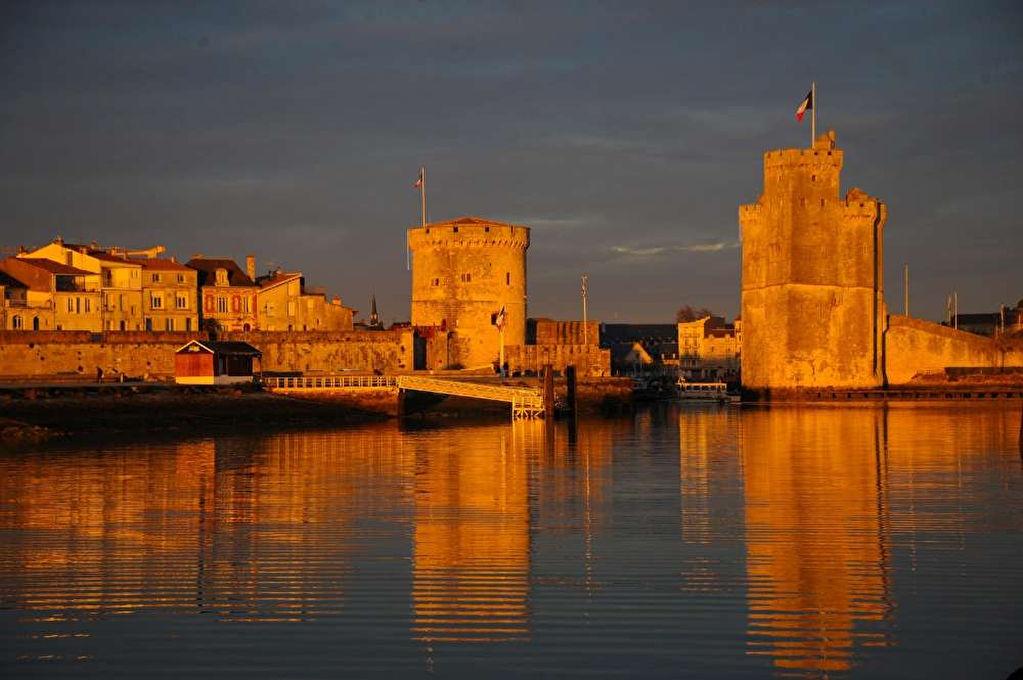 Murs La Rochelle - 3 lots - 598.68 m2