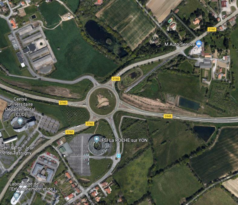 Terrain - Vendée - 26848 m²