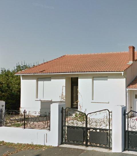 Terrain Lagord 1564 m2