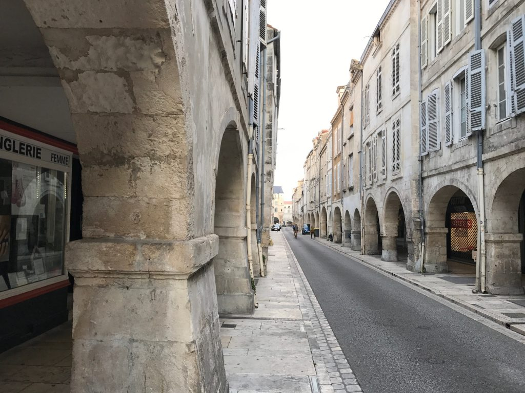 Cession de bail La Rochelle local de 73 m²