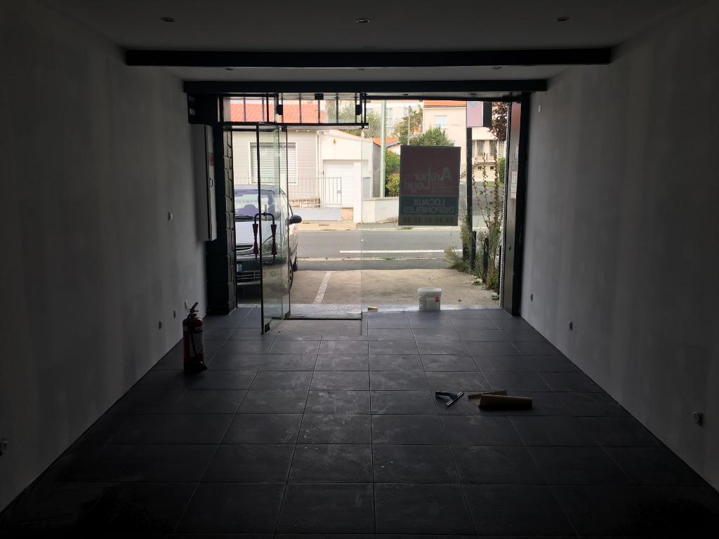 Local commercial La Rochelle 40 m2