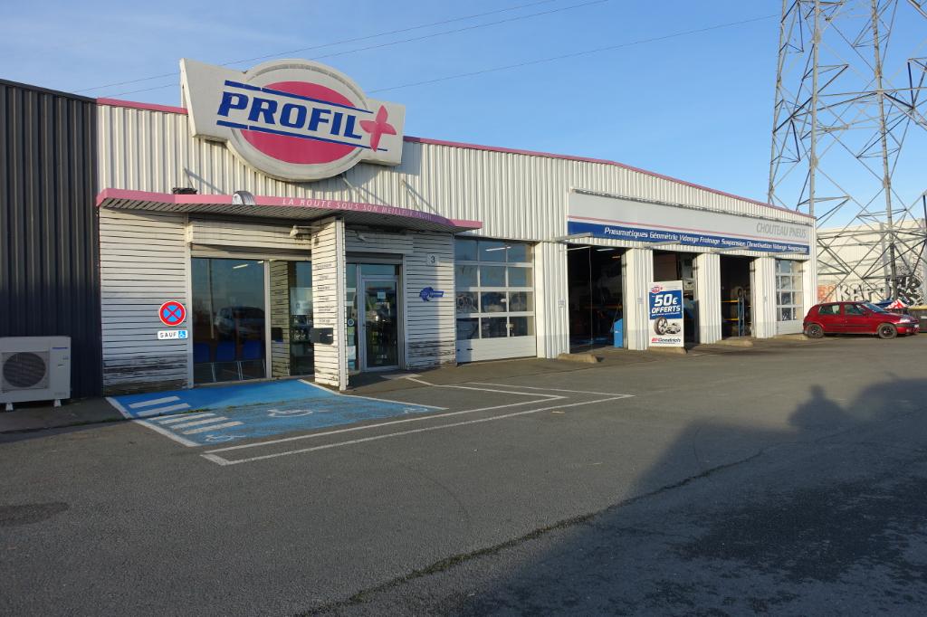 Local commercial - Puilboreau - 900 m2
