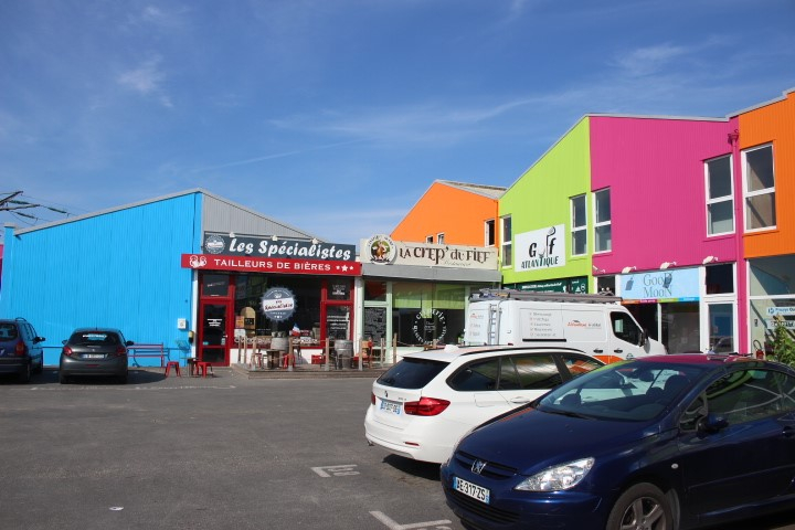 A vendre Local commercial LAGORD 140 m²