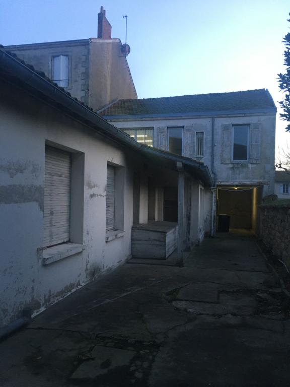 Bureaux La Rochelle 280 m2