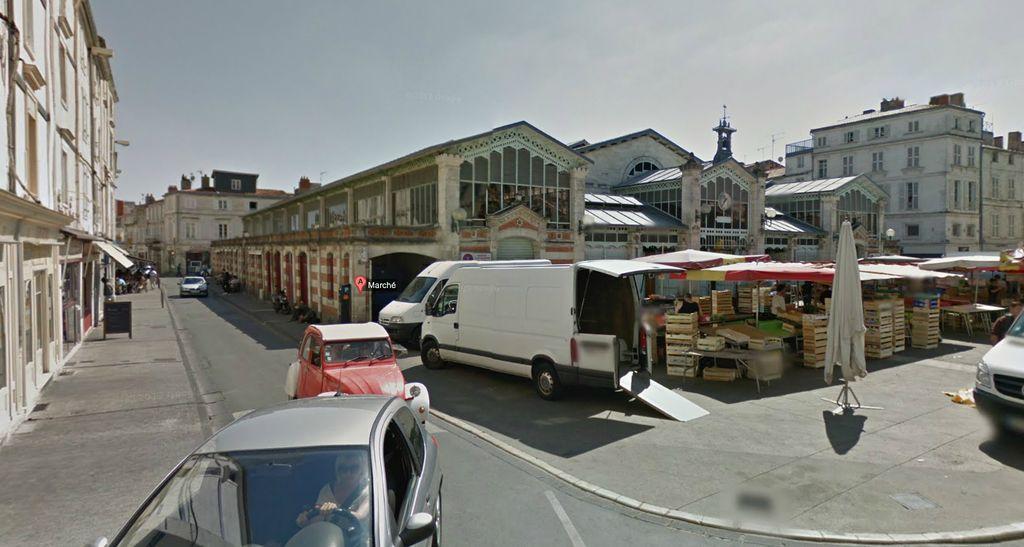 A vendre Murs commerciaux loués La Rochelle
