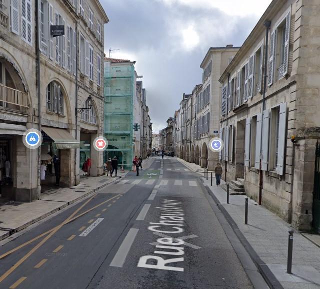 Local commercial La Rochelle 90 m2