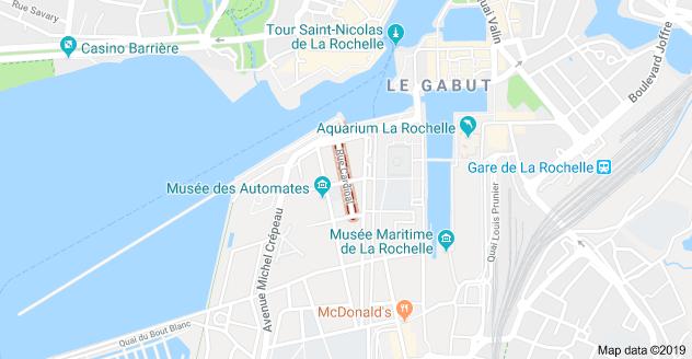 A louer Bureaux 27m² La Rochelle