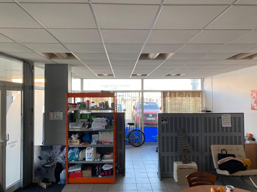 LOCAL COMMERCIAL - LES MINIMES  - 72 m²