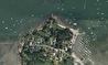 Terrain à bâtir proche petit port en eau profonde vers la pointe de la presqu'ile de rhuys golfe du morbihan Bretagne sud