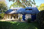 Belle maison de pays rénovée en pierres Presqu'île de Rhuys dans village de caractère en accès direct sur la plage  presqu'ile de rhuys golfe du morbihan bretagne sud beneat chauvel
