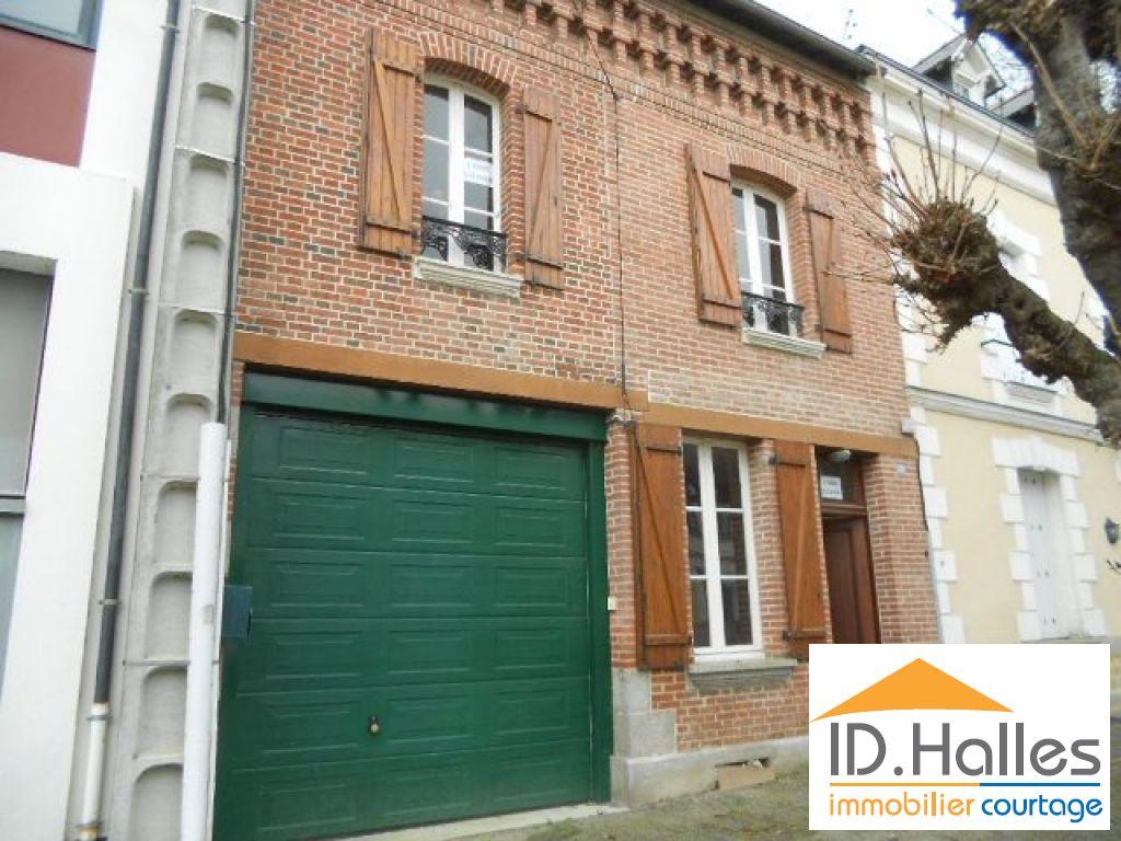 Maison La Guerche De Bretagne 6 pi�ce(s) 100 m2