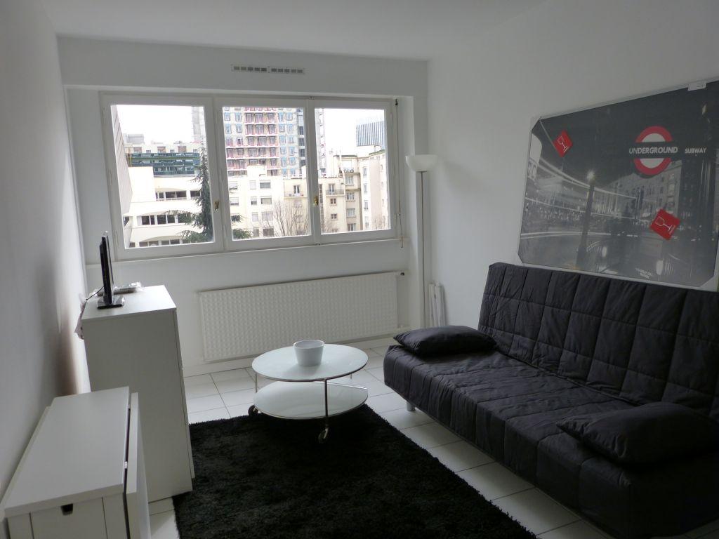 Appartement Meublé Courbevoie 1 pièce(s) 23 m2