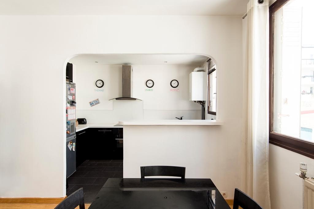 Appartement Suresnes 4 pièce(s) 90.41 m2