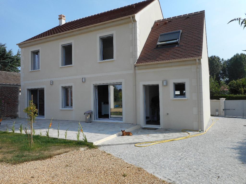 Maison secteur Villers Sur Coudun 6 pièce(s) 140 m2  (60)