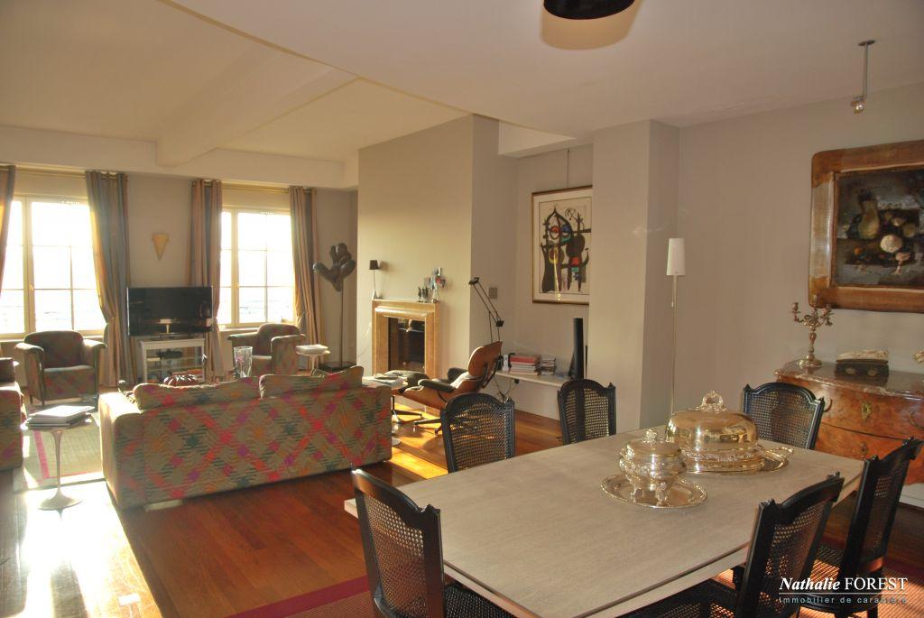 EXCLUSIVITE .Splendide et rare Appartement type PENTHOUSE