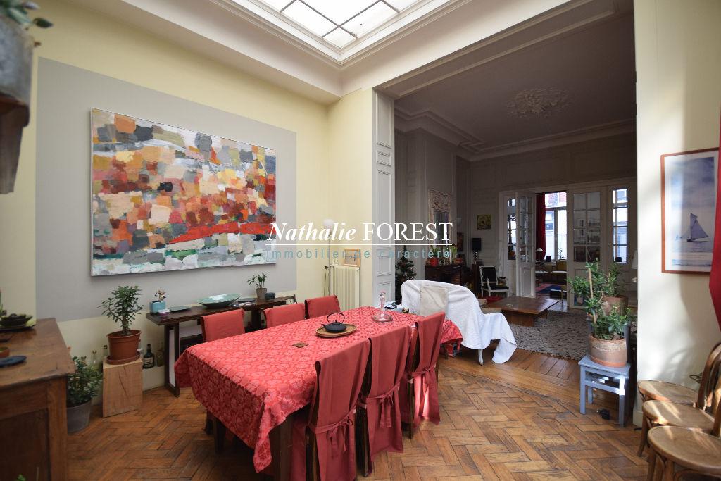 LILLE Nationale Grande Maison bourgeoise 272M2 Habitables
