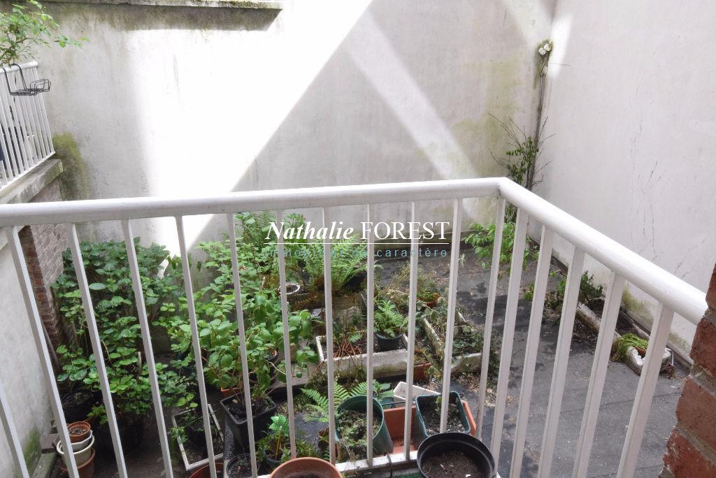 VAUBAN PALAIS RAMEAU!  Appartement type IV, 95m2 hab, garage et  2 caves