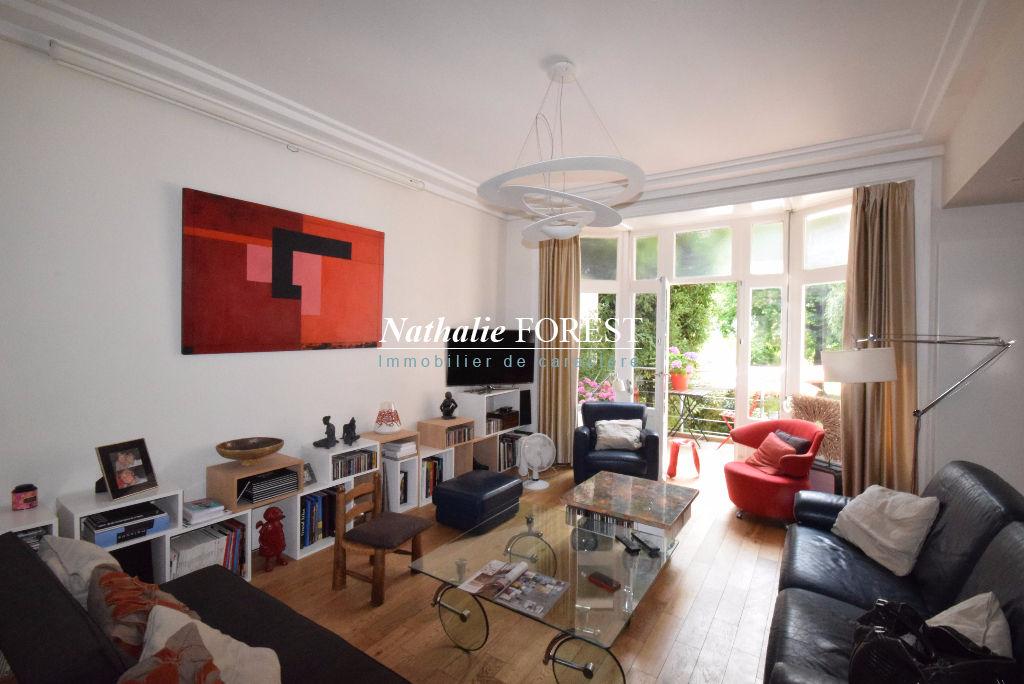 LILLE Cormontaigne RARE Belle Maison Ancienne rénovée avec garage et jardin 750M2