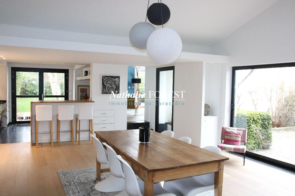 Bondues  Proximité Centre , superbe maison de Charme Esprit loft de 230 m2  habitables
