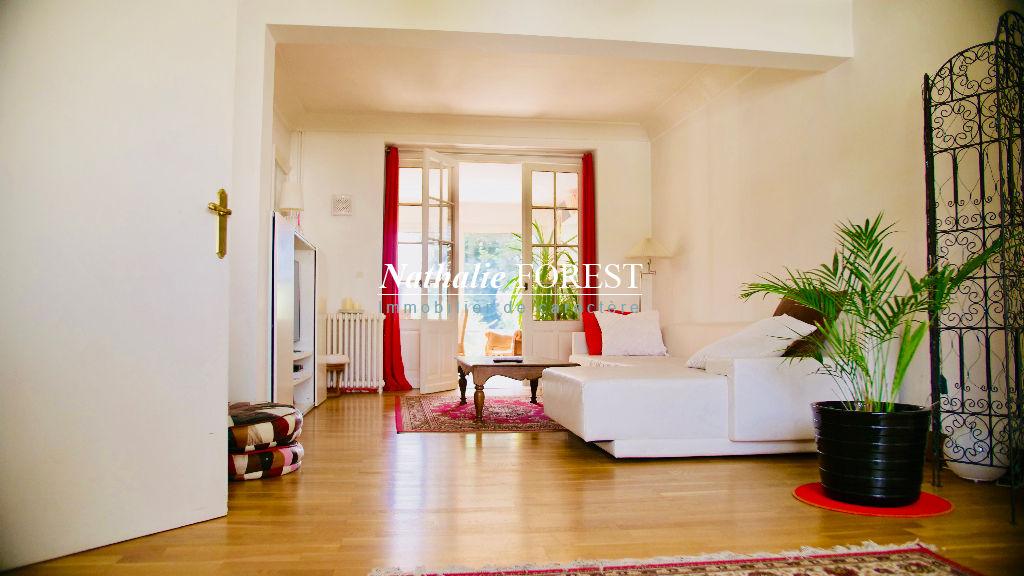WATTIGNIES - Semi-Bourgeoise 6 chambres, 174m2 (Loi Carrez), terrain de 702m2 (Sud ouest)