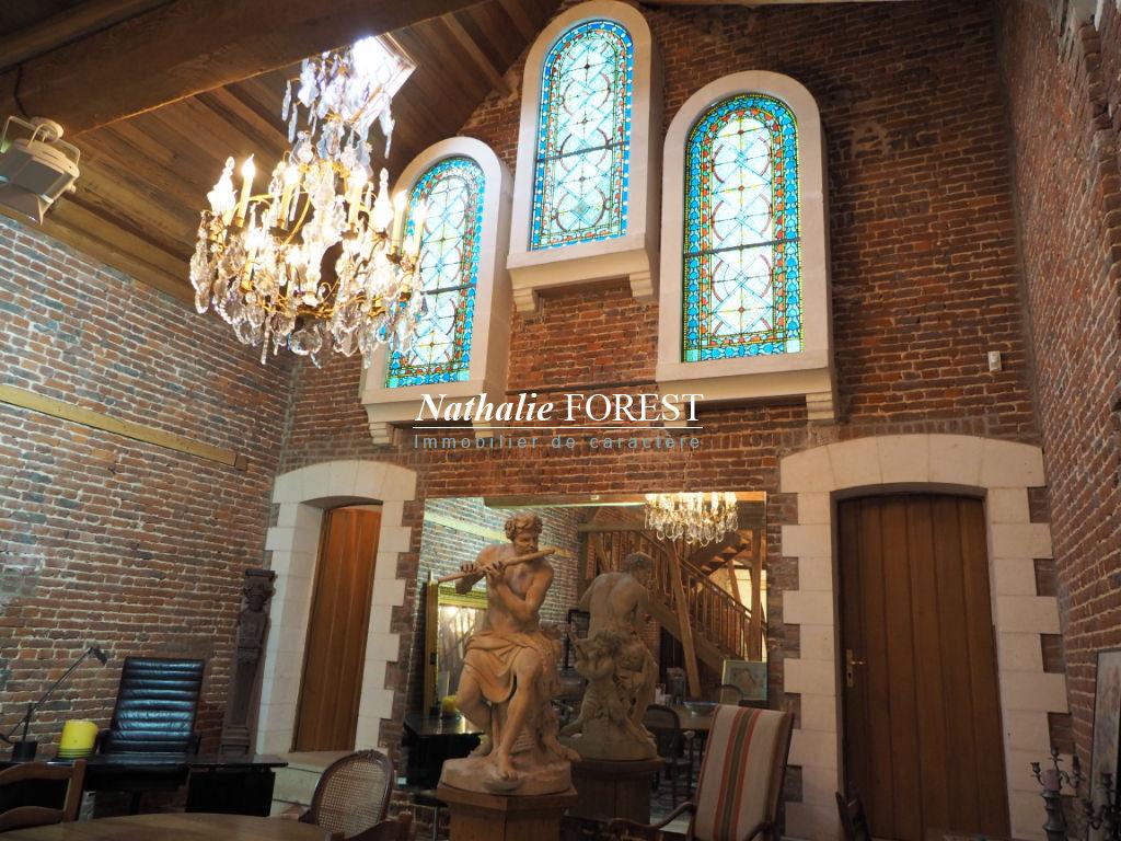 Magnifique Maison Merck Saint Lievin 14 pièce(s) 595 m2