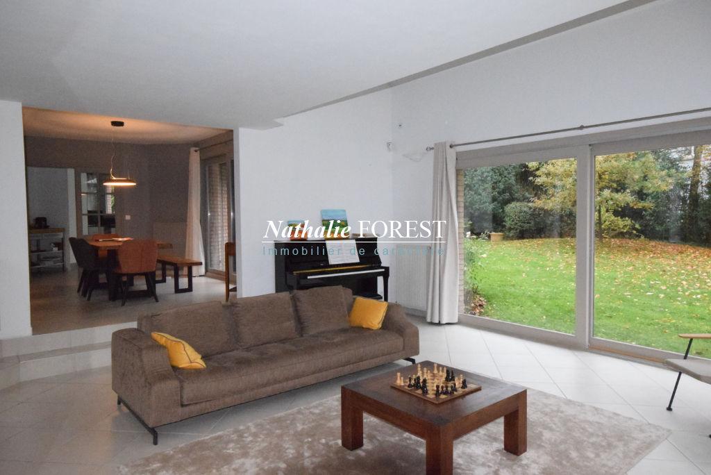 Croix résidentiel superbe Villa d'architecte  269 m2 hab, 5/6 Chambres cadastrée sur 1200M2