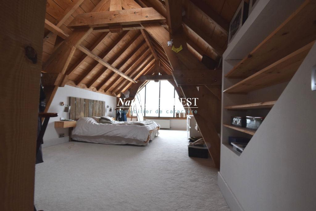HEM Campagne, Ravissante Semi-Individuelle de 190m2, 4 chambres, garage, jardin 1000m2