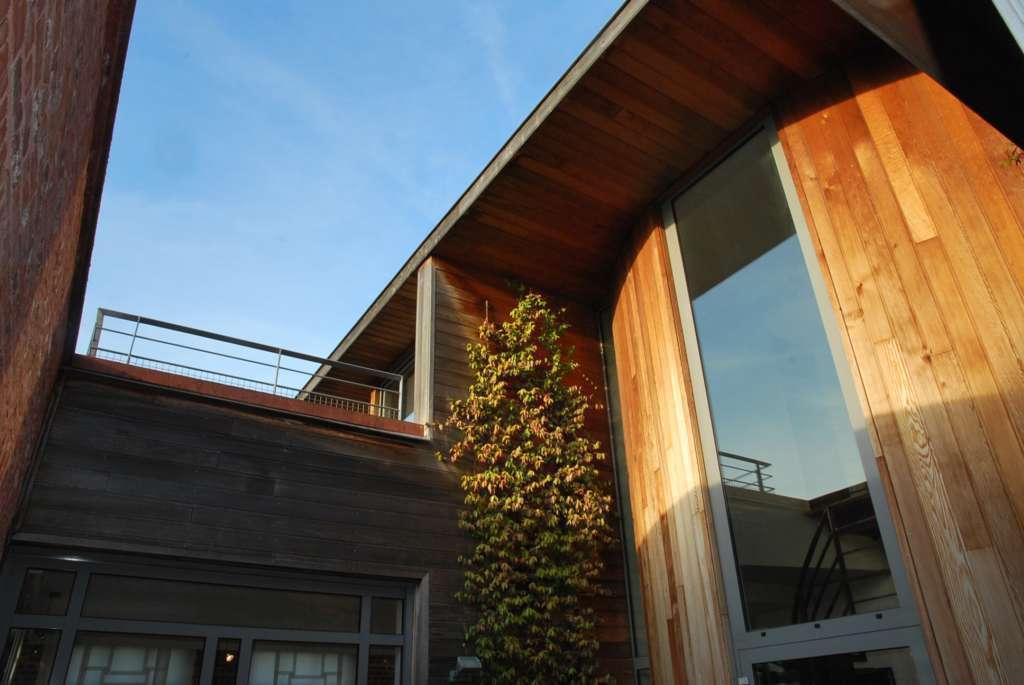 """Unique, splendide """"Penthouse"""", dans immeuble de caractère , trois terrasses , garages couverts ."""