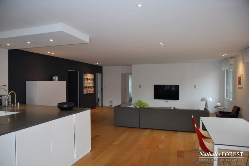 EXCLUSIVITE .LILLE PROX SQUARE FOCH . APPARTEMENT TYPE4 AVEC TERRASSE .